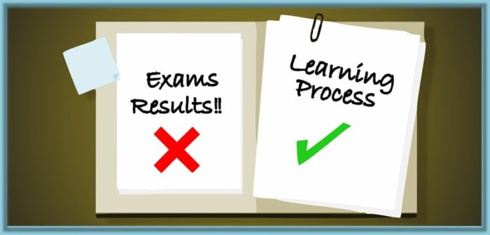 Does Exam Result Matter's a lot for success in Life?